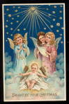 Christmas Angels PFB 1907 Postcard