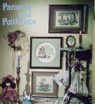 Click here to enlarge image and see more about item 000XST245: 'Parasols and Petticoats' Stoney Creek Cross Stitch
