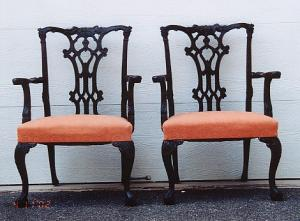 English Furniture armchairs (Image1)