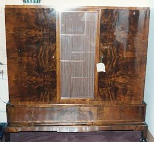 Danish Art Deco Cabinet