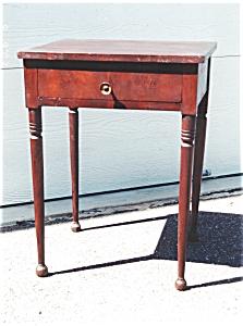 American Mahogany Work table (Image1)