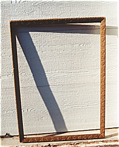 American Gilt Painted Frame