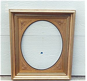 A nice  frame with Oval Insert (Image1)