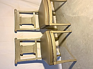 Six painted dining room chairs (Image1)
