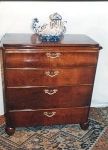 Click here to enlarge image and see more about item 108: Chest of Drawer