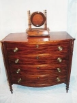Click here to enlarge image and see more about item 109: American Furniture
