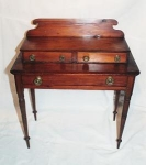Click here to enlarge image and see more about item 173: New England Pine Dresser