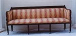 Click here to enlarge image and see more about item 183: Federal Mahogany Sofa