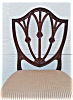 Click to view larger image of American  Neoclassical Dining Chairs (Image4)
