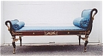 Click here to enlarge image and see more about item 200: Recamier/Daybed