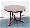 Click to view larger image of Walnut Center Table (Image2)