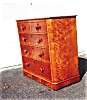Click to view larger image of English Birch Chest of Drawer (Image2)