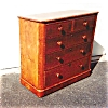 Click to view larger image of English Birch Chest of Drawer (Image3)