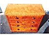 Click to view larger image of English Birch Chest of Drawer (Image4)