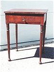 Click to view larger image of American Mahogany Work table (Image1)