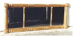 Click here to enlarge image and see more about item 327: American three part over mantle Mirror.