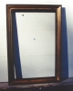 Click to view larger image of A Large Gilded/Ebonized Mirror (Image3)