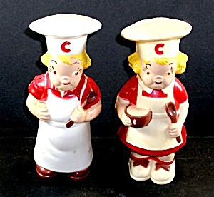 Campbell Soup Kids Salt & Pepper Shakers (Image1)