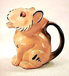 """3"""" German Lion Creamer (Image1)"""