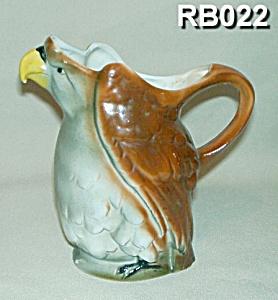 """6 1/2"""" German Eagle Creamer/Pitcher (Image1)"""
