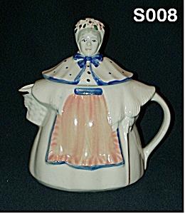 Shawnee Granny Ann Teapot (Image1)