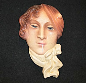 Lady with a Scarf String Holder (Image1)