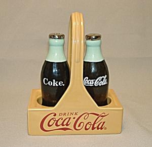 Coca Cola Salt & Pepper Shakers (Image1)