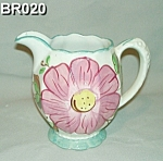"Click here to enlarge image and see more about item BR020: Blue Ridge ""Big Blossom"" Pitcher"