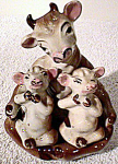 Elsie The Cow Salt & Pepper Shakers