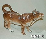 Click here to enlarge image and see more about item CR115: Cow Creamer/Pitcher