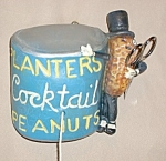 Click here to enlarge image and see more about item SH716: Mr. Peanut Advertising String Holder