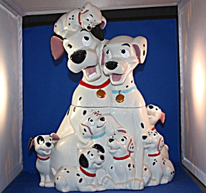 101 DALMATIONS COOKIE JAR (Image1)