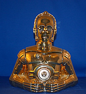 STAR WARS C3 P0 COOKIE JAR (Image1)