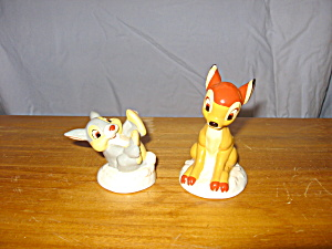 Bambi & Thumper Salt & Pepper