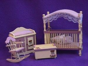 Nursery Set 4 Pc