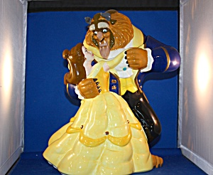 BEAUTY AND THE BEAST COOKIE JAR (Image1)
