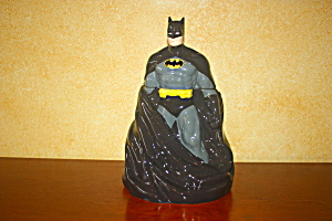 Batman With Cape Cookie Jar
