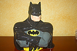 Batman Bust Cookie Jar