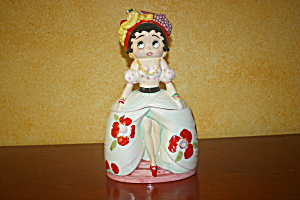 Betty Boop Carmen Miranda Cookie Jar Rare