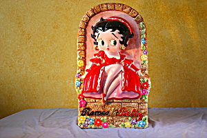 Betty Boop Juliet Cookie Jar