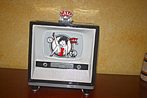 Classic Betty Boop Tv Cookie Jar