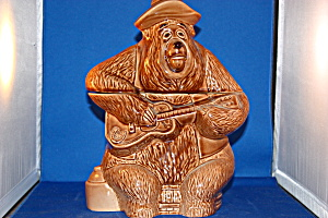 Big Al Cookie Jar