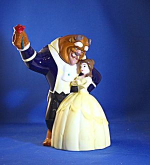 BEAUTY AND THE BEAST DISNEY TEAPOT (Image1)