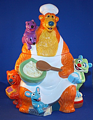 BEAR IN THE BIG BLUE HOUSE  From Disney (Image1)