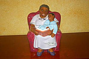 Bedtime Story Cookie Jar