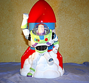 Buzz Lightyear Limited Edtion Cookie Jar