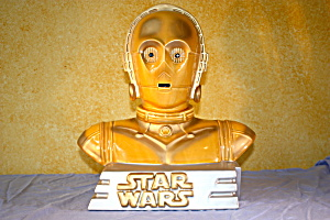 STAR WARS C 3PO COOKIE JAR (Image1)