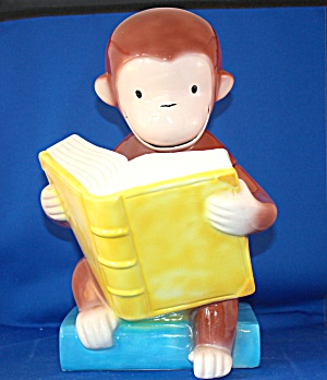 CURIOUS GEORGE COOKIE JAR (Image1)