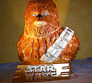 CHEWBACCA COOKIE JAR (Image1)