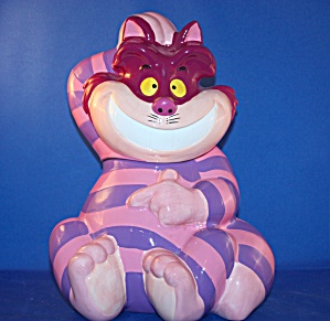 CHESHIRE CAT COOKIE JAR (Image1)
